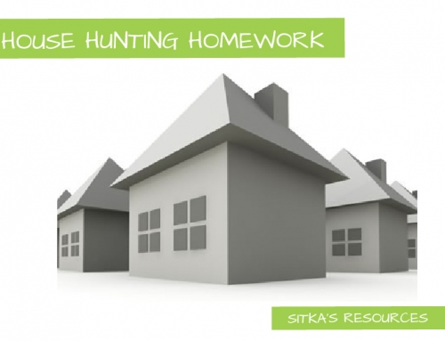 House Hunting – Do Your Homework